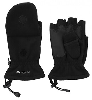 Mikado Gloves UMR-08 Black