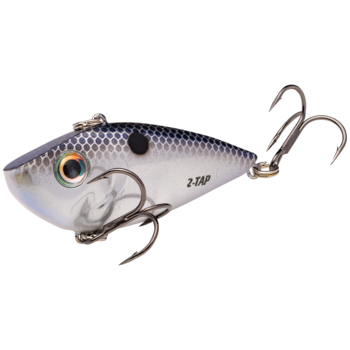 Strike King Red Eyed Shad Tungsten 2-tap 7 cm