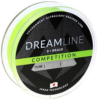 Mikado Dreamline Competition  150 m Fluo Green
