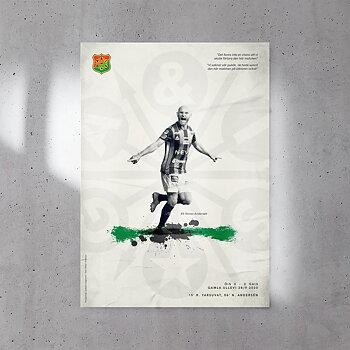 Affisch Niclas Andersén