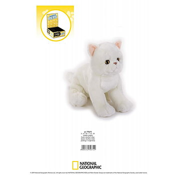 National Geographic Kids: Exotic kattunge