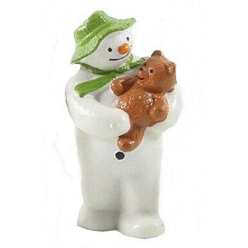 The Snowman - Snögubbe med nalle