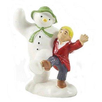 The Snowman - Dansande snögubbe med pojke