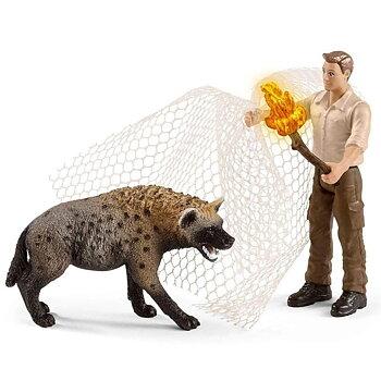 Hyenan går till anfall