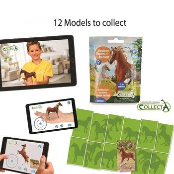 CollectA Augmented Reality Hästkollektion