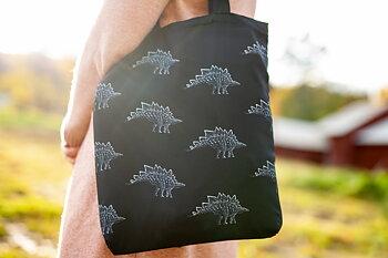 Stegosaurus påse