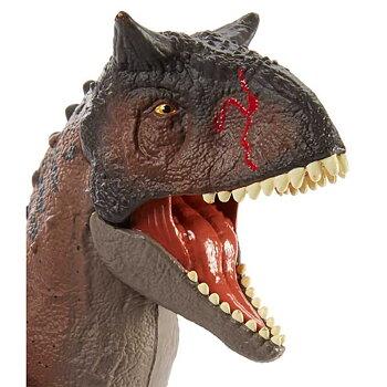 Jurassic World Primal Attack Carnotaurus Toro