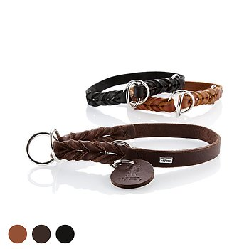 Hunter Solid Education Halsband