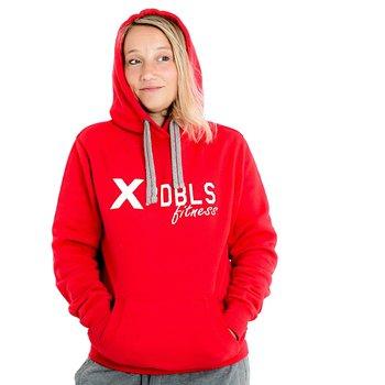 Hoodie UNISEX - Röd