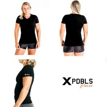 T-shirt, Designa din egen, dam