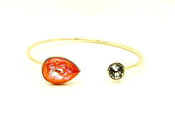 Charisma Accessories Julia Bracelet Peach