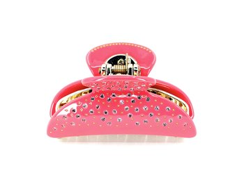 Charisma Hair Accessories Sparkly Hairclip Elina C Pink
