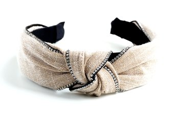 Charisma Hair Accessories Headband Celina Sand
