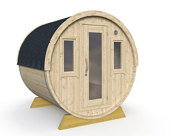 Sauna Barrel WALL