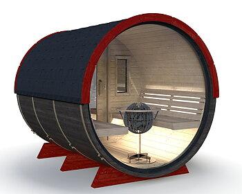 Sauna Cilindrica GLOBE