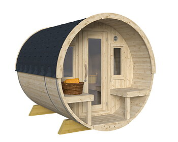 Sauna Barrel ECO