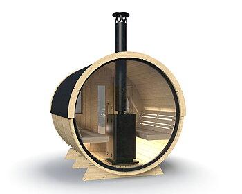Fass-Sauna VILLA