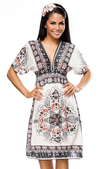 FaZhion KimonoKlänning