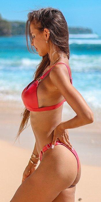 ❧REA❧ Wetlook Bikini/GoGoSet