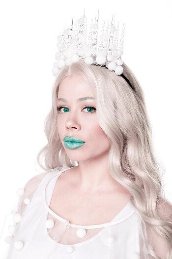 Mask Paradise® Snow Princess