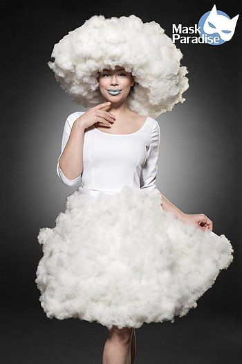 Mask Paradise® Cloud Girl
