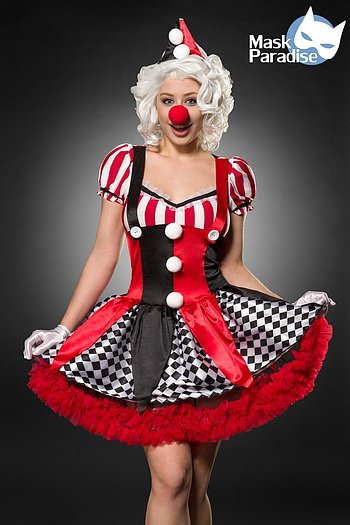 Mask Paradise® Sexy Clown