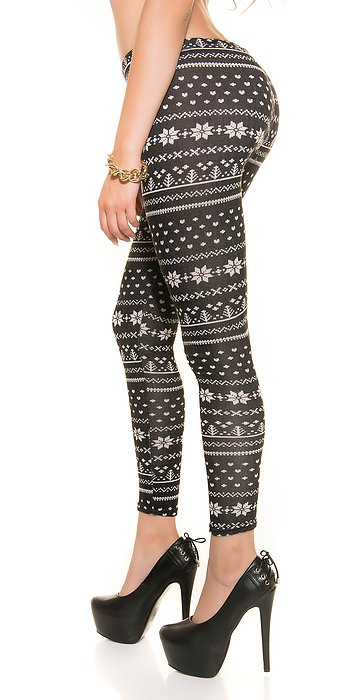 koucla KNITTED leggings