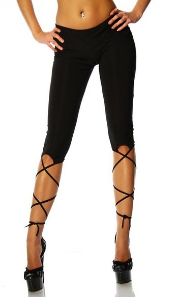 KouCla STRAPS leggings