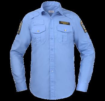 OV Men's L/S Shirt/Skjorta lång ärm