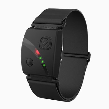RHYTHM 24 HEART RATE MONITOR - BLACK
