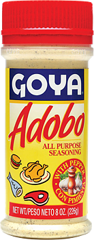 Adobo with pepper GOYA
