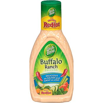 Wish-Bone buffalo ranch dressing