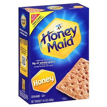 Nabisco Graham Crackers Honey Maid