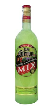 Jose Cuervo margarita mix limon;