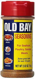 Old Bay shake