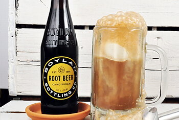 Boylan's Root Beer Pure Cane Sugar