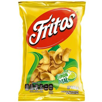 Fritos limon chips