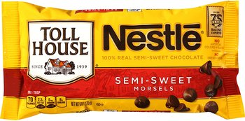 NESTLÉ® TOLL HOUSE® Semi-Sweet Chocolate Morsels