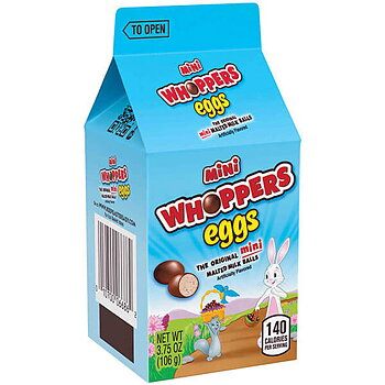 WHOPPERS Mini Robin Eggs Malted Milk Balls