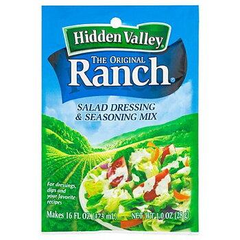 Hidden Valley ranch dressing mix