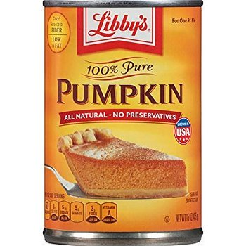 Libby's Pumpkin Puree