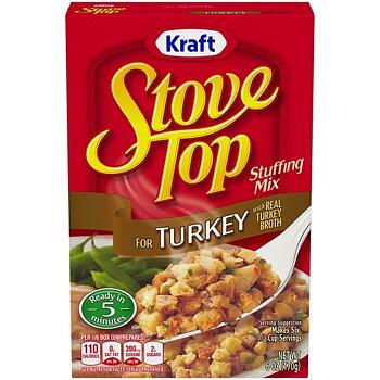 Stovetop Turkey Stuffing Mix