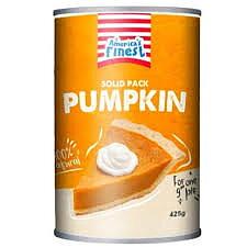 American Pumpkin Pure