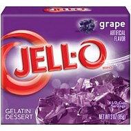 Jell-O Grape