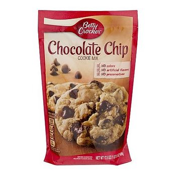 Betty Crocker® Chocolate Chip Cookie Mix