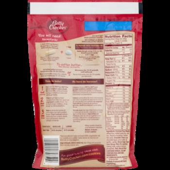 Betty Crocker® Chocolate Chip Cookie Mix