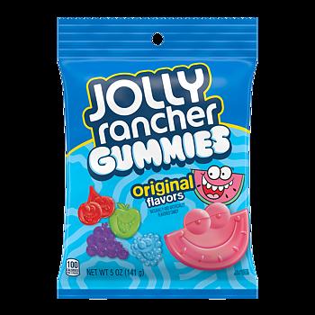 Jolly rancher gummies bag