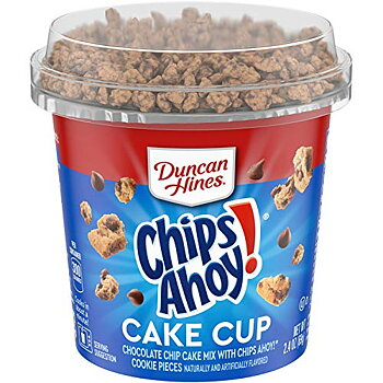 Duncan Hines Chip Ahoy Cake Mix In A Cup