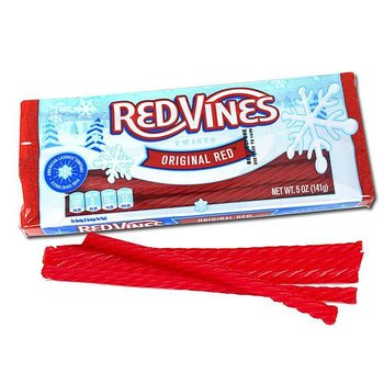 Red Vines holiday Vines