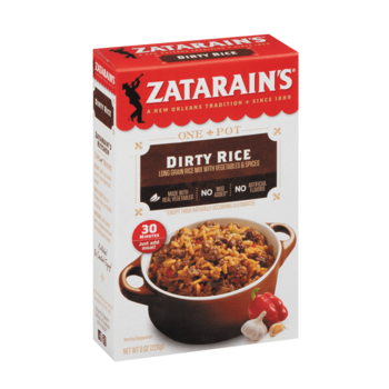 Zatarain 's Dirty Rice